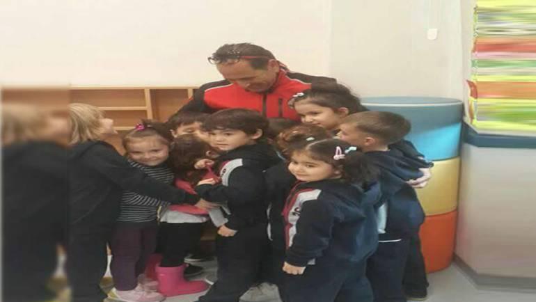 """Oran Okulları Pendik Kampüsünde """"Deprem Eğitimi ve Tatbikat"""""""